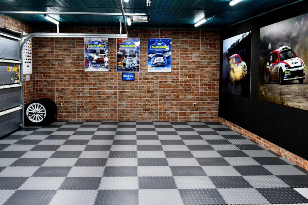 Garage, Slowakei