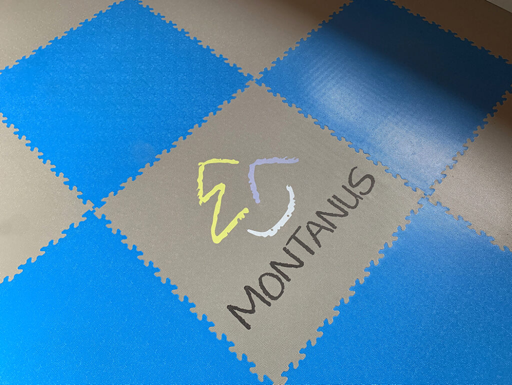 Fitnessraum Montanus Appartements, Tschechische Republik